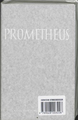Prometheus: Bruggen, Carry Van