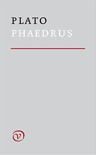 9789028260665: Phaedrus / druk 1