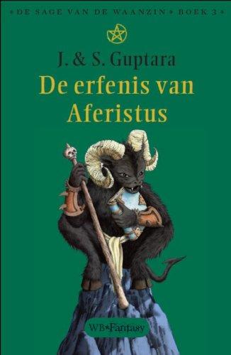 9789028424685: De erfenis van Aferistus (WB Fantasy)