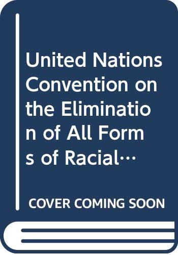 United Nations Convention on the Elimination of: Lerner, Natan