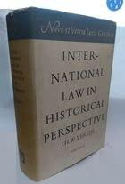 International Law in Historical Perspective - Verzijl, J.H.W.