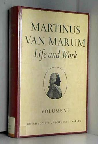 Martinus Van Marum, Life and Work: Martinus van Marum