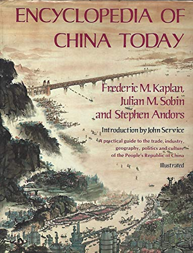 9789028604391: Encyclopedia of China Today
