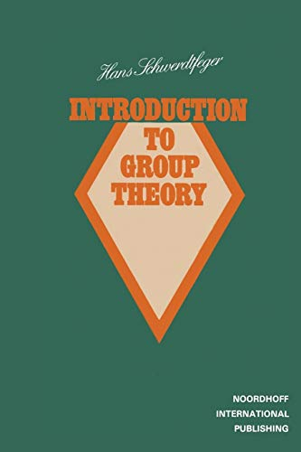 9789028604957: Introduction to Group Theory