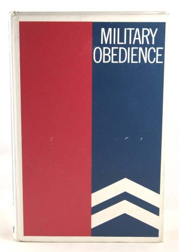 Military Obedience: Keijzer, N.