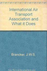 Brancker iata and what it does: Brancker, J. W.
