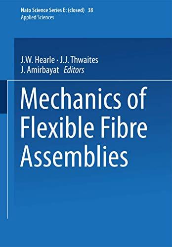 Mechanics of Flexible Fibre Assemblies (NATO Science Series E: (closed))