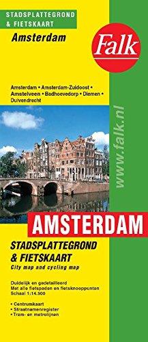 Amsterdam plattegrond: N.V Falkplan/CIB