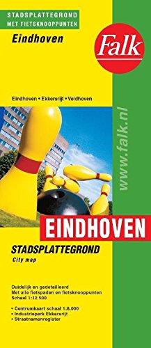 9789028708105: Eindhoven: stadsplattegrond met centrumkaart en volledig straatnamenregister