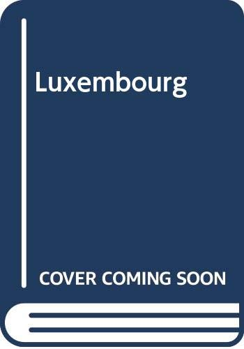 9789028708204: Luxembourg (Falk Plan) (English, German, Dutch and French Edition)