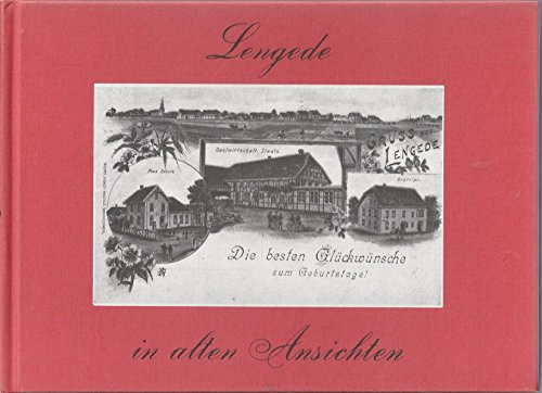 9789028808898: Lengede in alten Ansichten (German Edition)
