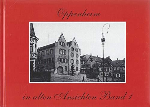 9789028813069: Oppenheim in alten Ansichten (German Edition)