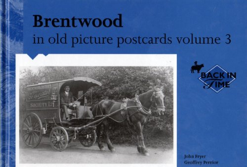 9789028836778: Brentwood in Old Picture Postcards: Vol 3