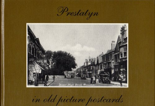 9789028848054: Prestatyn in Old Picture Postcards