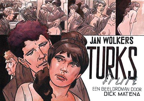 9789029091473: Turks fruit. Een beeldverhaal