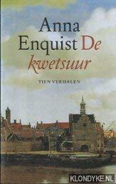 De kwetsuur (9029515031) by Enquist, Anna