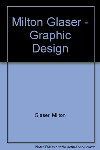 9789029518376: Milton Glaser - Graphic Design