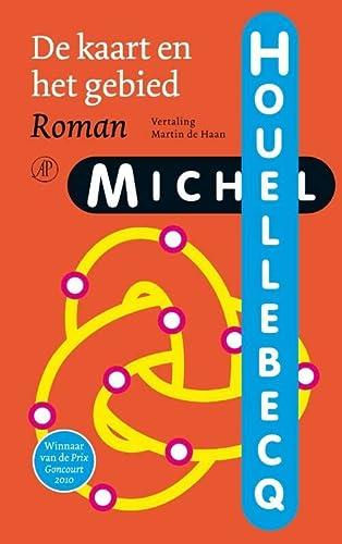 De kaart en het gebied: Houellebecq, Michel