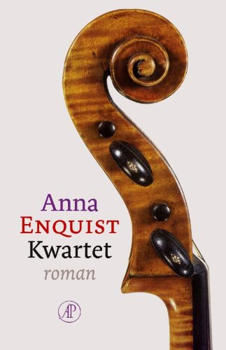 9789029589444: Kwartet / druk 1: roman