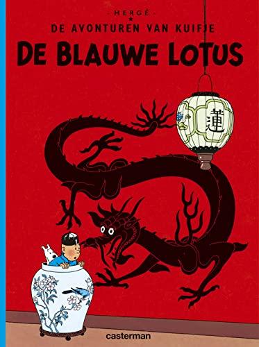 9789030325109: De blauwe lotus (Kuifje, #5)