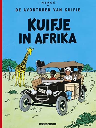Kuifje in Afrika (De avonturen van Kuifje): HergÃ