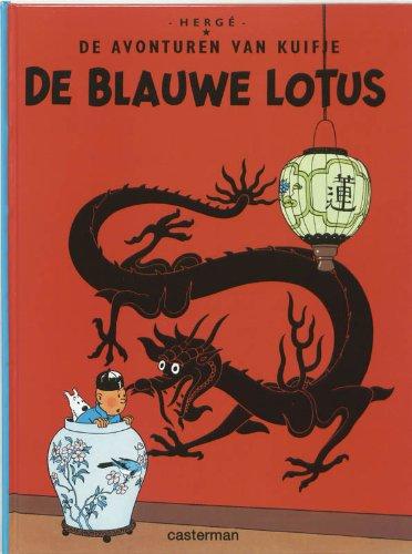 9789030326441: Kuifje Blauwe Lotus (Geb.Hc) (Kuifje Gebonden)