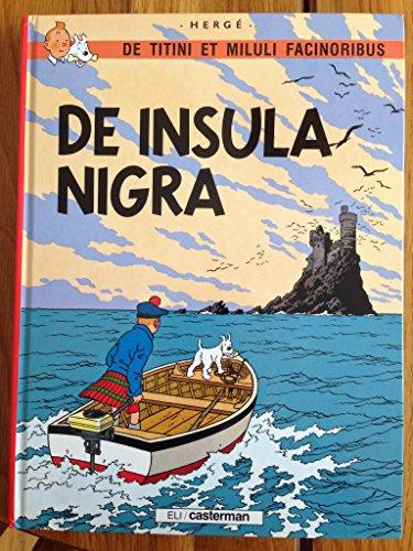 9789030327073: De insula nigra (De Titini et miluli facinoribus)