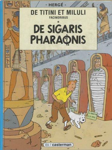 9789030327110: Kuifje: Sigaren Farao Latijn