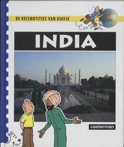 De reisnotities van Kuifje - India (Kuifje: Braquet, A., Noblet,