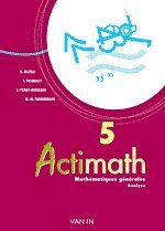 9789030635185: Actimath 5/4h - Mathematiques G�n�rales