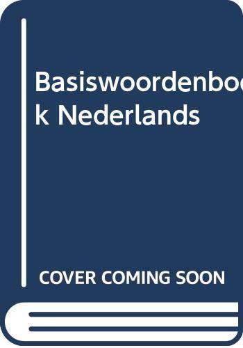Basiswoordenboek Nederlands: De Kleijn, Piet