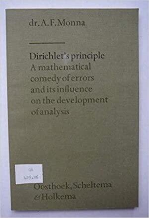Dirichlet's principle: A mathematical comedy of errors: Monna, A. F
