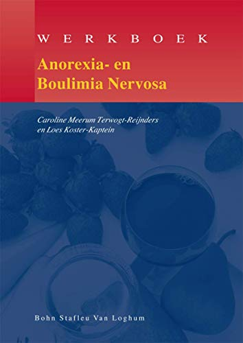 9789031335770: Werkboek anorexia- en boulimia nervosa (Dutch Edition)