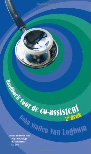 9789031342594: Handboek voor de co-assistent (Leidraad-Reeks)