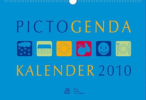 9789031372652: Pictogenda Kalender 2010
