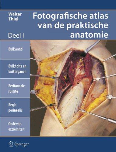 9789031375684: 1 (Fotografische atlas van de praktische anatomie)