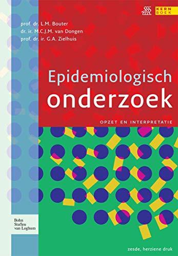 9789031378135: Epidemiologisch onderzoek: Opzet en interpretatie (Quintessens) (Dutch Edition)
