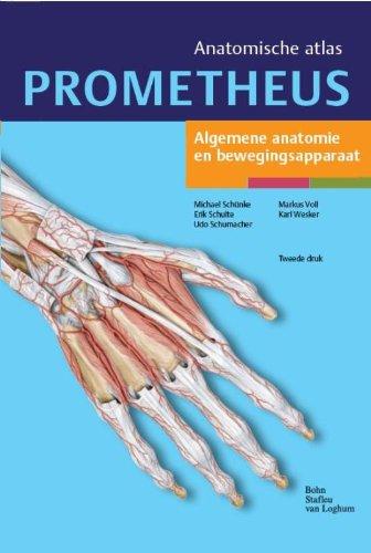 9789031379347: Prometheus anatomische atlas
