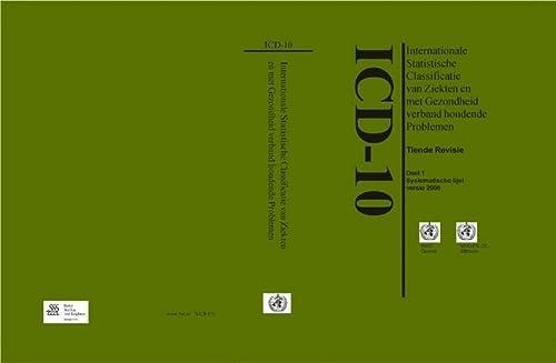 9789031383924: ICD-10: Internationale statistische classificatie van ziekten en met gezondheid verband houdende problemen (Dutch Edition)