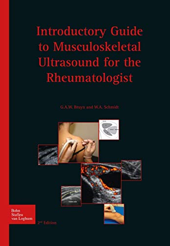 9789031392063: Introductory Guide to Musculoskeletal Ultrasound for the Rheumatologist - Row