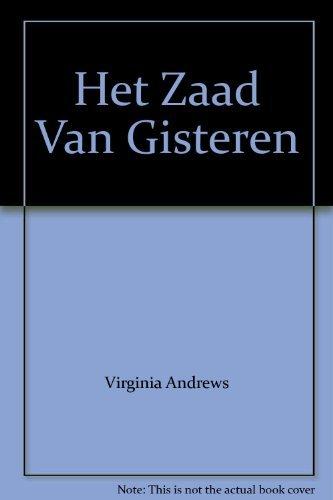 9789032502775: Het Zaad Van Gisteren