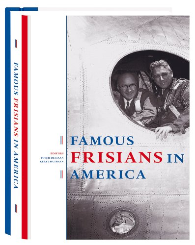 9789033008733: Famous Frisians in America
