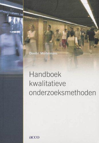 9789033464799: Handboek kwalitatieve onderzoeksmethoden