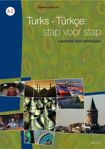 9789033482052: A-2 Turks-Türkçe: stap voor stap : leerboek met oefeningen