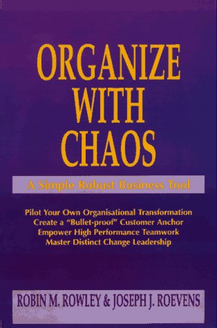 9789033700033: Organize with Chaos