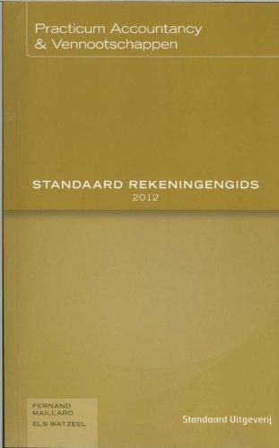 9789034194336: Standaard rekeningengids 2012