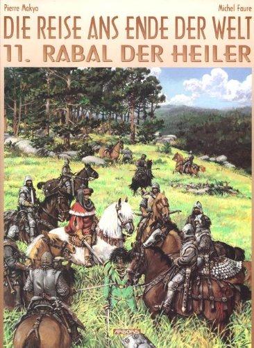 9789034408860: Rabal der Heiler