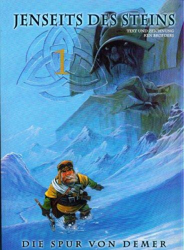 9789034409461: Jenseits des Steins Bd.1 : Die Spur von Demer (Broschiert)