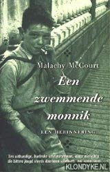 Een zwemmende monnik: een herinnering: McCourt, Malachy
