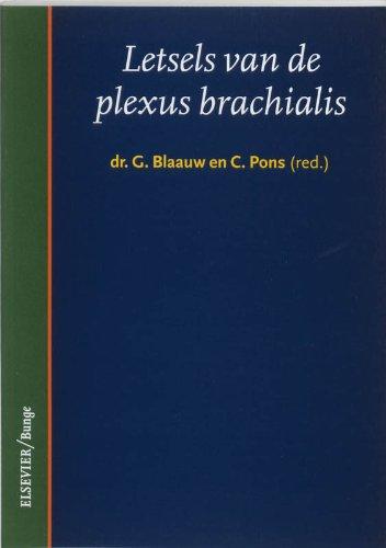 9789035220997: Letsels van de plexus brachialis